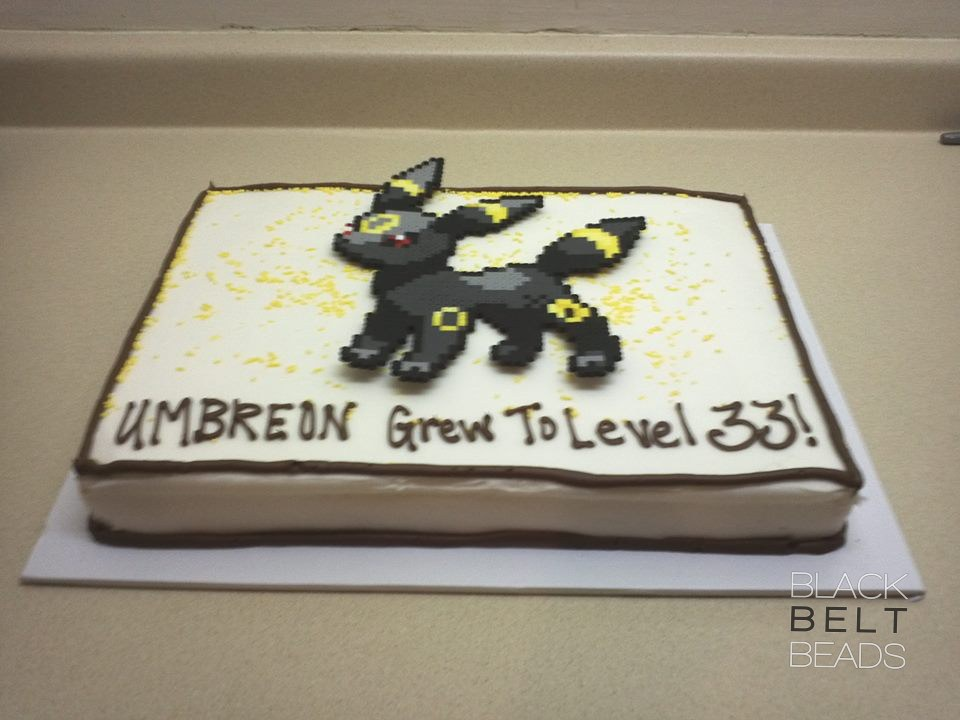 Umbreon cake